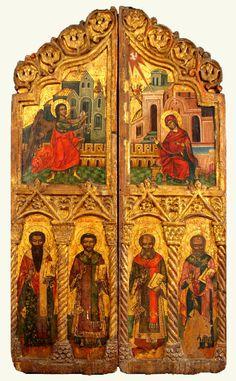 Ikon, Blessed, Doors, Crafts, Painting, Image, Art, Windows, Altars