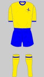 1978 Arsenal FA Cup Final Kit