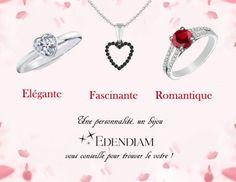 Bijoux saint valentin par Edendiam