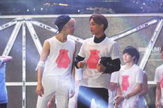 SHINee Taemin and EXO Kai