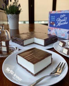 Przepisy - Trener personalny McFit | Warszawa | Łukasz Gąsiński Sweet Recipes, Cake Recipes, Snack Recipes, Dessert Recipes, Cooking Recipes, Sweets Cake, Cookie Desserts, Healthy Food Blogs, Healthy Desserts