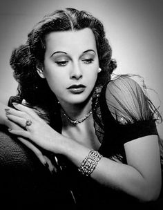 Hedy Lamarr. Photo by George Hurrell, ca.1938-39.