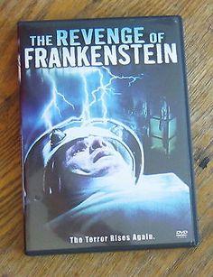 The Revenge of Frankenstein [DVD] Peter Cushing; Francis Matthews