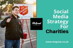 Social Media Strategies For Charities Social Media Marketing Agency, Social Media Pages, Management Company, Fundraising Events, Getting Bored, Charity, Running, Business, Organization
