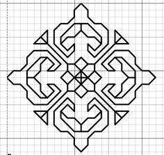 Imaginesque: Ornate Blackwork Fill Pattern