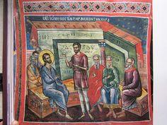 Фрески. Греция (альбом) | VK Painting, Composition, Icons, Art, Spiritual, Art Background, Painting Art, Symbols, Kunst