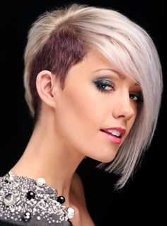 Trendy Short Hairstyles for Women 2015 2016 @: short-hairstyles.co