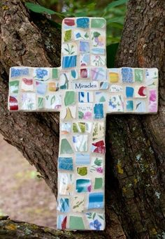 mosaic cross                                                                                                                                                                                 More