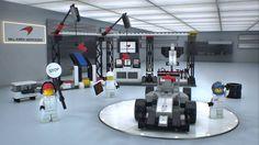 LEGO Speed Champions- 75911 #McLaren Mercedes Pit Stop