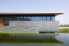 Image 9 of 38 from gallery of Jack Nicklaus Golf Club / Yazdani Studio of CannonDesign. Photograph by Wan Soon Park Asian Architecture, Architecture Details, Golf N Stuff, Golf Course Reviews, Best Golf Clubs, Public Golf Courses, Jack Nicklaus, Golf Tips For Beginners, Golf Player