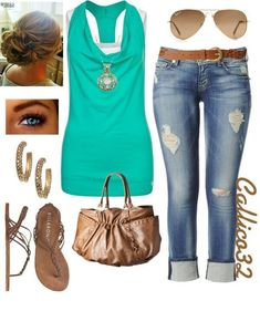 Summer Outfits 25