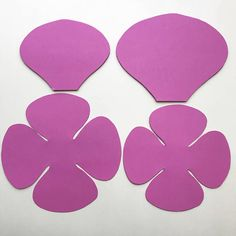 Paper flowers svg petal 157 paper flower template with center digital version original by annie rose cricut and silhouette ready Paper Flower Wall, Giant Paper Flowers, Flower Petal Template, Annie Rose, Etsy App, Flower Petals, Diy Flower, Rose Buds, Stencils