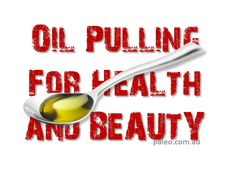 Paleo diet coconut pulling coconut health beauty