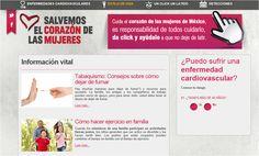 Seguimos latiendo junto con AztraZeneca, en la estrategia digital del sitio www.salvemoselcorazon.com    ¡Gracias por su confianza!