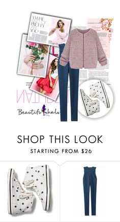 """BEAUTIFULHALO 2"" by julyete ❤ liked on Polyvore featuring Sykes, Keds, women's clothing, women's fashion, women, female, woman, misses, juniors and beautifulhalo"