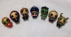 Some charms that I made based on the Avengers movie ;D Store here kachurryncreations.storenvy.co… Commission Info fav.me/d5hga49 Follow me on Tumblr kachurryncreations.tumblr.com/ Follow me ...