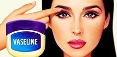 That's right, in this article we're going to show you 20 incredible things you can do with Vaseline. Vaseline is a natural and safe product, and it has many health benefits for your skin, nails, an… Beauty Care, Beauty Skin, Health And Beauty, Beauty Hacks, Petroleum Jelly, Unwanted Hair, Body Treatments, Tips Belleza, Belleza Natural