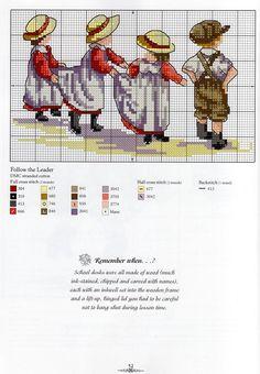 Solo Patrones Punto Cruz (pág. 986) | Aprender manualidades es facilisimo.com