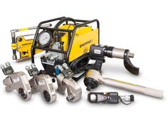 The Enerpac hydraulic products range from Hi-Press Hydraulics features the most comprehensive family of high-force products, distributed globally yet supported locally. We carry a comprehensive range of Enerpac hydraulic products and industrial tools. Enhance your efficiency and productivity with the help of Enerpac tools. Hydraulic Cylinder, Lifted Cars, Torque Wrench, Wind Power, The Help, Tools, Business, Footprint, Productivity