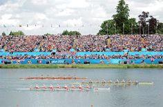 Rowing: Women's Eight Final - Rowing Slideshows   NBC Olympics