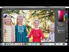 Head Swap—From Lightroom to Photoshop and Back - YouTube