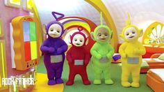 "15 Likes, 1 Comments - James Zahn (THE ROCK FATHER™) (@therockfather) on Instagram: ""Video Preview! The #Teletubbies turn 20 this year, and today on the site I give you a look at the…"""