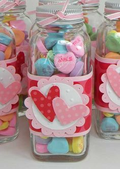 It's Written on the Wall: 12 Cute Ideas for Valentines Treats & Gifts-Wrap It Up!