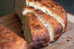 Round Eighteen - Easy Buttermilk Pot Bread - Girl Versus Dough