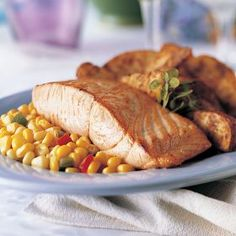 Classic Salmon Fillets