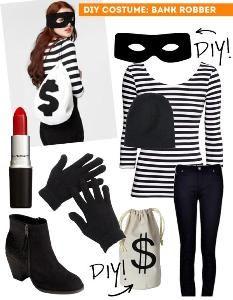 Ideas para hacer un disfraz con lo que tengo en casa