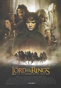 2nd favorite Lord of the Rings movie.