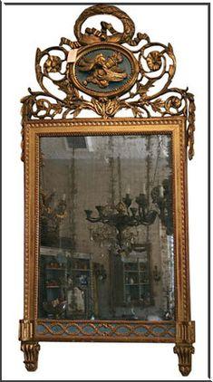 Mirror, 18th century