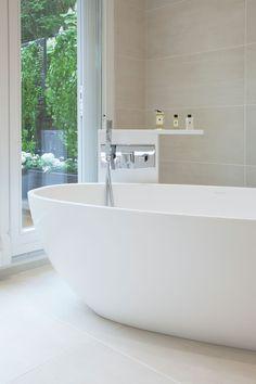 Victoria and Albert bath   JHR Interiors