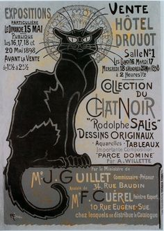 Collection du Chat Noir