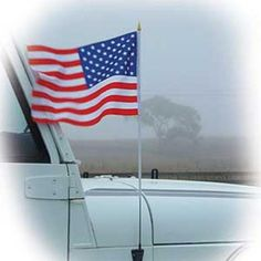 """American Flag for Car Antenna 12"""" x 18"""" . $8.99. This is a new American Flag for Car Antenna 12"""" x 18"""""""