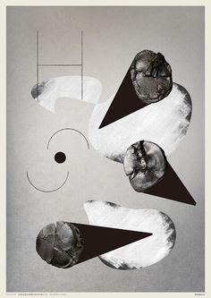 Japanese Poster: Kishu Binchotan. Akira Miyamae (Kasugamaru). 2012