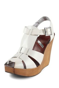 Whit Wedge Sandal by Matiko on @HauteLook