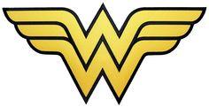 Wonder Woman Iron On Patch ($17.99)