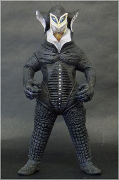 大怪獣シリーズ キャストキットシリーズ「悪質宇宙人 メフィラス星人」