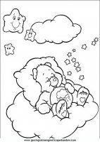 61 brilliant Care Bears colouring pages for girls. Your girls will think these Care Bears colouring games are fun. Print, paint or colour. Bear Coloring Pages, Disney Coloring Pages, Printable Coloring Pages, Adult Coloring Pages, Coloring Sheets, Coloring Pages For Kids, Coloring Books, Kids Coloring, Care Bear Party