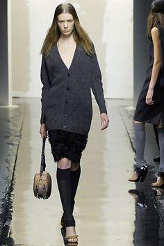 Prada Fall 2007 Ready-to-Wear Fashion Show - Alyona Osmanova