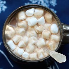 Amazing From-Scratch Hot Chocolate