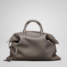 another optionSteel Intrecciato Nappa Convertible Bag