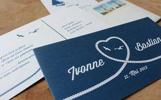 Maritime Hochzeit - stk media design - Grafik Design von Stefan Karpinski