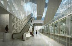 Rennes Metro Station / Atelier Zündel  Cristea