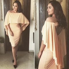 Sonakshi Sinha Shivan and Narresh dress | #Celebs #Awards #Events