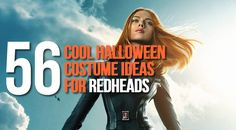 56 Cool Halloween Costume Ideas For Redheads | Sassy Dove