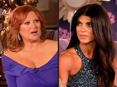 Caroline Manzo Gives Update On Her Friendship With Teresa Giudice!