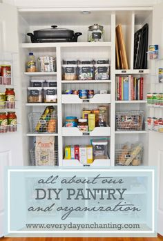 The Pantry- 1 Year L