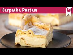 Her Mutfakta Olan Malzemelerle Polonya'nın Meşhur Karpatka Pastası | #BenBunuYerim 55 - YouTube